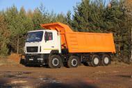 АИС расширяет линейку предлагаемых строительных самосвалов МАЗ