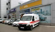 Группа компаний АИС презентовала новый автомобиль скорой медицинской помощи!